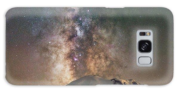 Midnight Hike  Galaxy Case