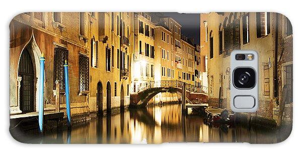 Midnight In Venice Galaxy Case