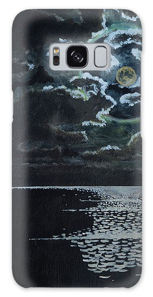 Midnight Passage Galaxy Case