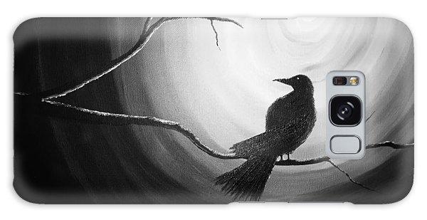 Midnight Raven Noir Galaxy Case