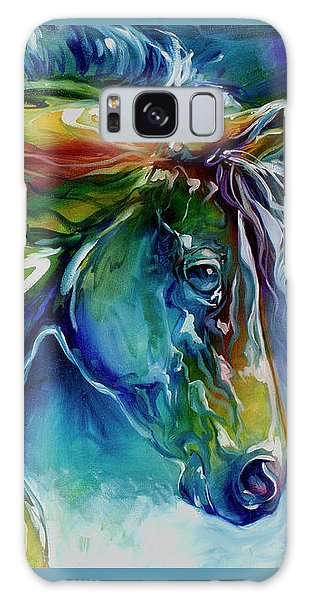 Midnight Run Equine Galaxy Case