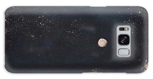 Midnight Surf  Galaxy Case