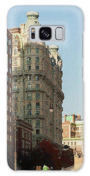 Midtown Manhattan Apartments Galaxy Case