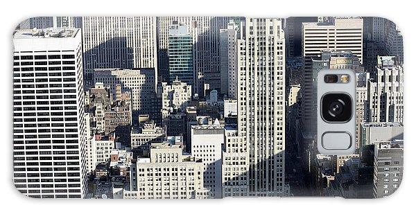 Midtown Manhattan Galaxy Case