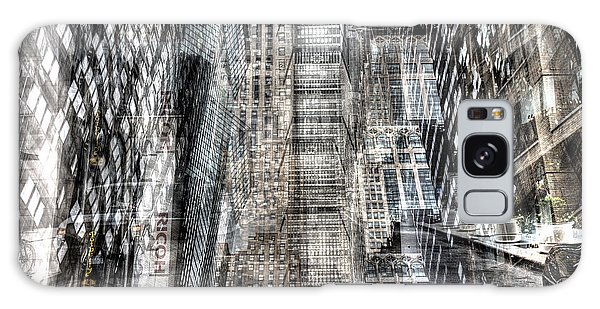 Midtown Sidestreet Galaxy Case by Dave Beckerman