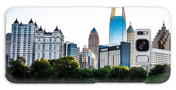 Midtown Skyline Galaxy Case