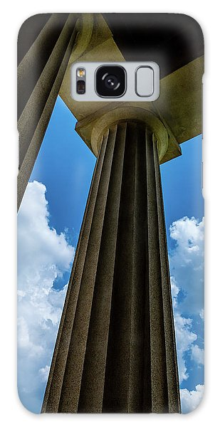 Mighty Columns  Galaxy Case