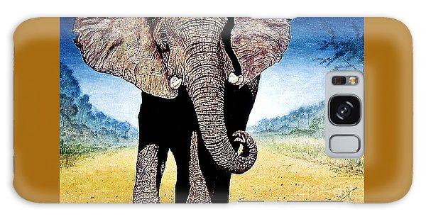 Mighty Elephant Galaxy Case