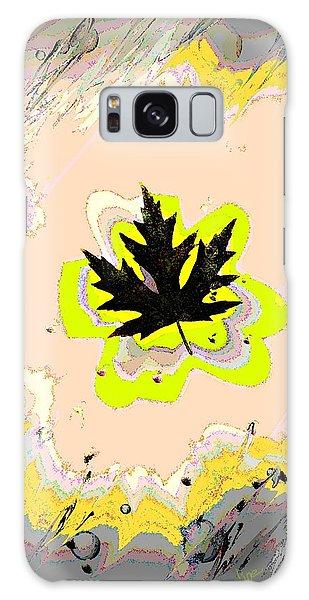 Mighty Oak Galaxy Case by Desline Vitto