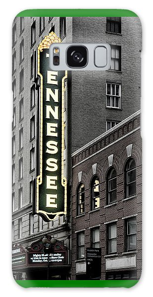 Mighty Tennessee Galaxy Case