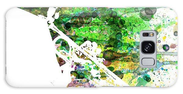 Saxophone Galaxy Case - Miles Davis 2 by Naxart Studio