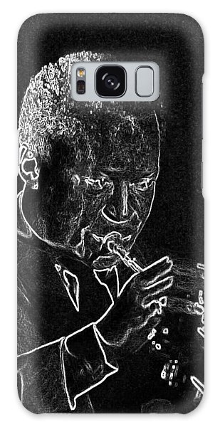 Miles Davis Galaxy Case by Charles Shoup