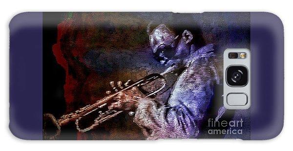 Miles Davis Jazz Legend 1969 Galaxy Case by Ian Gledhill