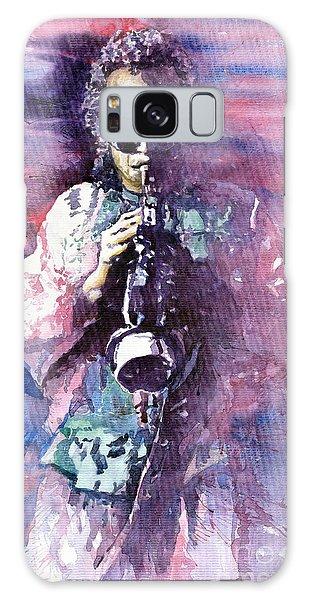 Portret Galaxy Case - Miles Davis Meditation 2 by Yuriy Shevchuk