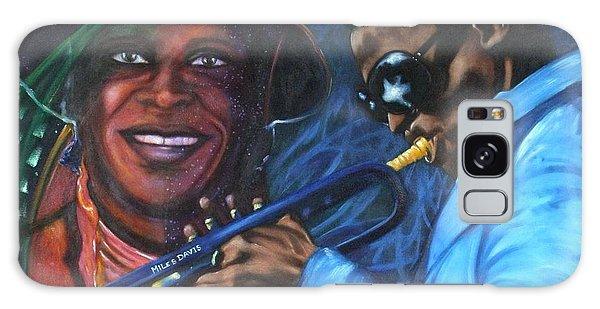 Blaa Kattproduksjoner            Miles Davis - Smiling Galaxy Case