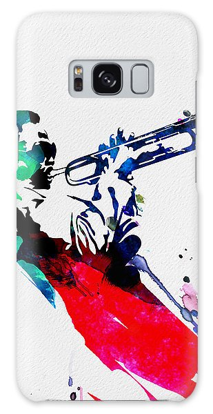 Miles Watercolor Galaxy S8 Case