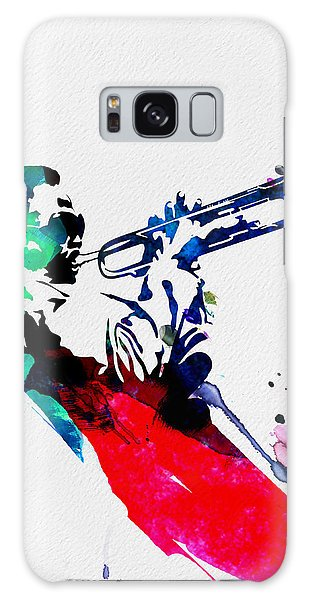 Song Galaxy Case - Miles Watercolor by Naxart Studio