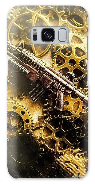 Guns Galaxy Case - Military Mechanics by Jorgo Photography - Wall Art Gallery