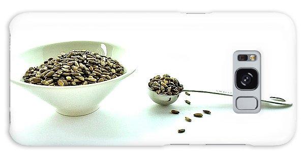 Milk Thistle Seeds Galaxy Case