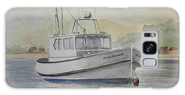 Milkshake Boat Galaxy Case