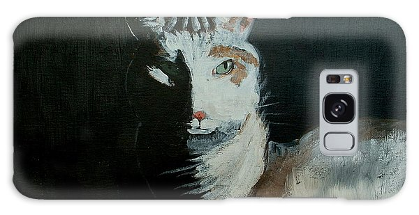 Milkshake The Cat Galaxy Case