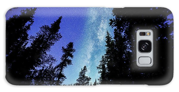 Milky Way Among The Trees Galaxy Case
