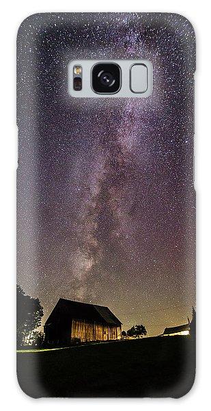 Milky Way And Barn Galaxy Case