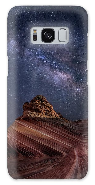 Milky Way And The Wave Galaxy Case