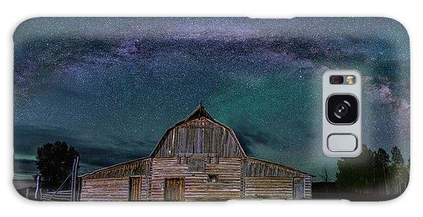 Milky Way Arch Over Moulton Barn Galaxy Case