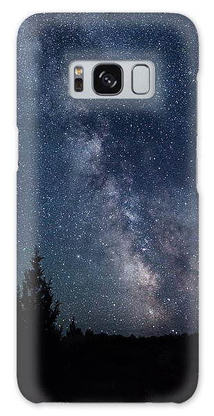 Milky Way At Eastern Oregon Wilderness Galaxy Case