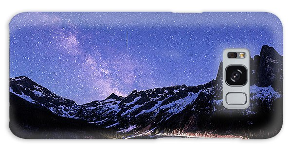 Milky Way At Washington Pass Galaxy Case