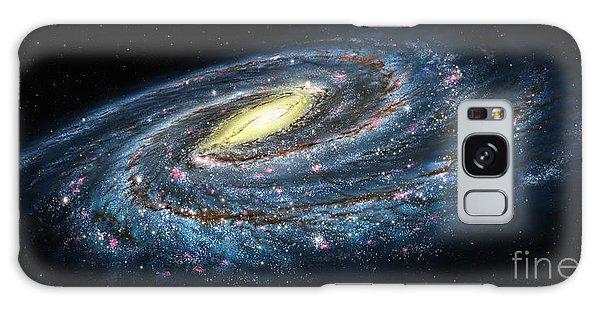 Milky Way Galaxy Oblique Galaxy Case