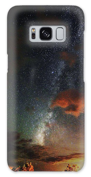 Milky Way In The Desert Galaxy Case