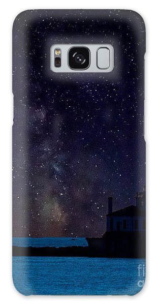 Milky Way Lighthouse Galaxy Case