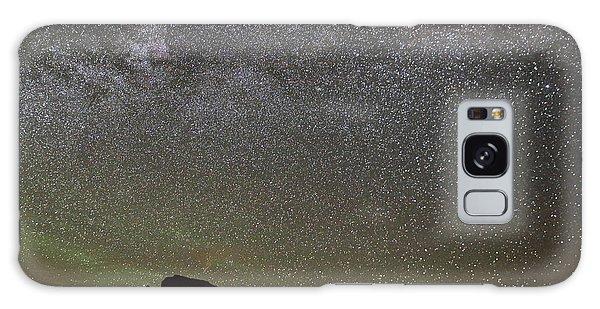 Milky Way Monuments Galaxy Case