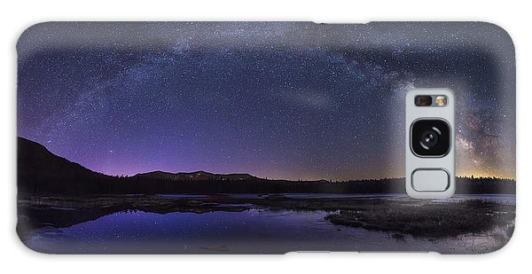 Milky Way Over Lonesome Lake Galaxy Case