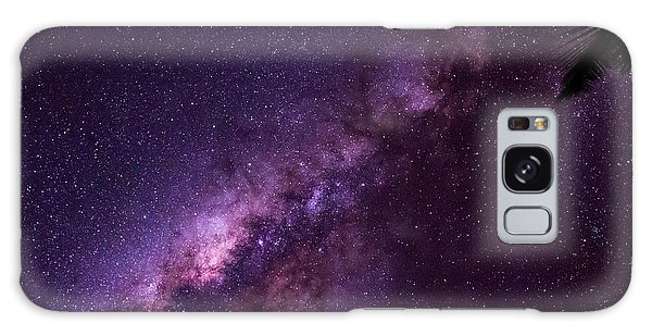Milky Way Over Mission Beach Galaxy Case