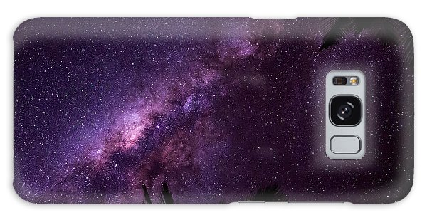 Milky Way Over Mission Beach Narrow Galaxy Case