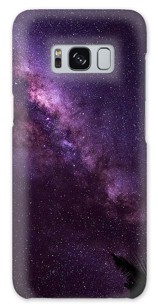 Milky Way Over Mission Beach Vertical Galaxy Case