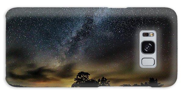 Milky Way Over The Blue Ridge Galaxy Case