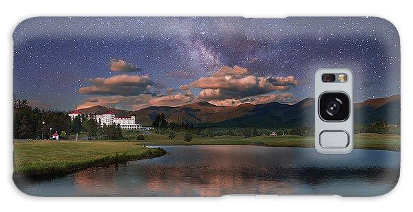 Milky Way Over The Omni Mount Washington Galaxy Case