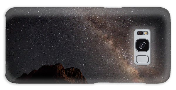 Milky Way Over Zion Galaxy Case