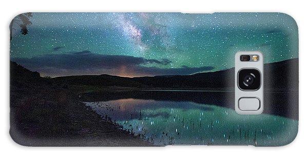 Milky Way Reflections Galaxy Case
