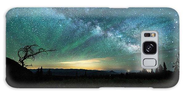 Milky Way Rising Galaxy Case
