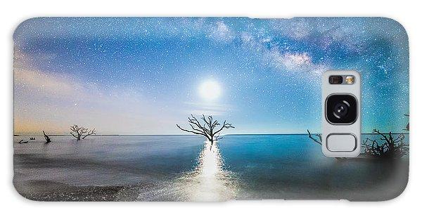 Milky Way Shore Galaxy Case