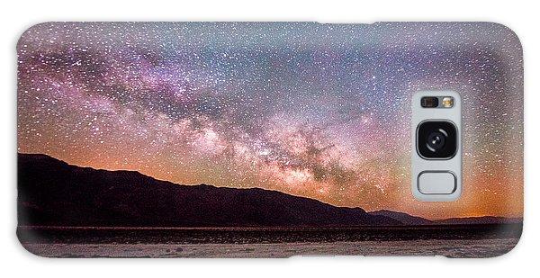 Milkyway Over Death Valley Galaxy Case