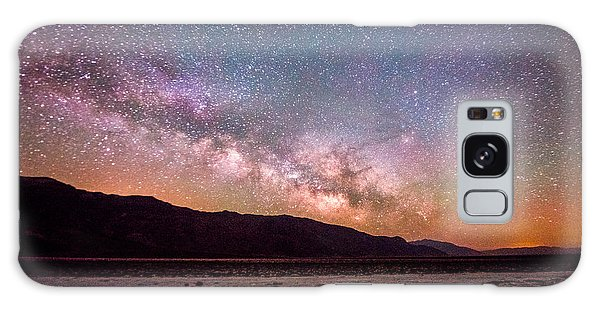 Milkyway Over Death Valley Galaxy Case