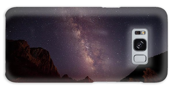 Milkyway Over The Higway Galaxy Case