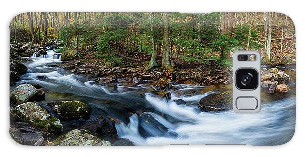 Mill Creek In Fall #2 Galaxy Case