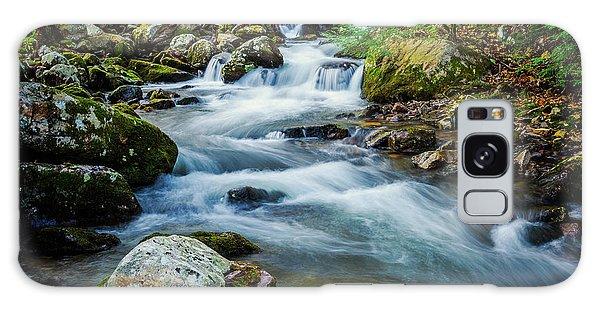 Mill Creek In Fall #3 Galaxy Case